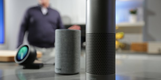 enceintes connectees amazon prime ia alexa